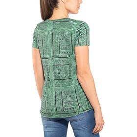Red Chili Fey - Camiseta manga corta Mujer - verde